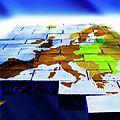 A ceux qui croient encore à la « menace russe », regardez une carte de l'europe pour voir qui menace qui ...