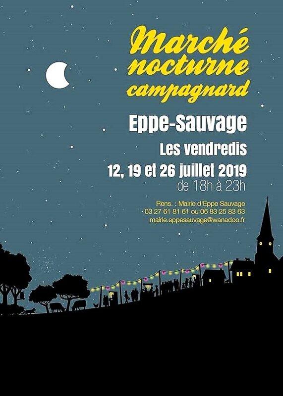EPPE-SAUVAGE - Marchés nocturnes