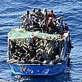 La méditerranée rouge de honte