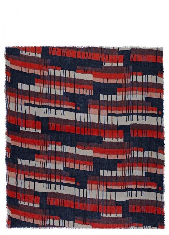 Echarpes foulards Quarry BECK SONDERGAARD AH 1617 Boutique Avant Apres 29 rue FOCH 34000 Montpellier (2)