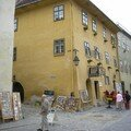 Birthplace of Vlad Tepes