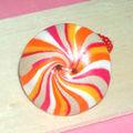 Bague Swirl acidulée