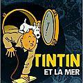 Tintin et la mer, ouvrage collectif
