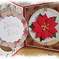 CARTE RONDE POINSETTIA2