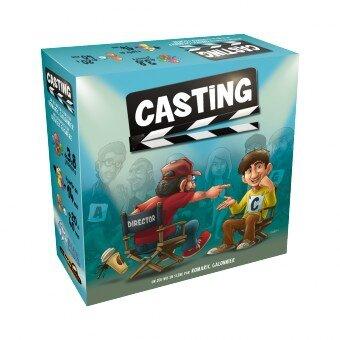 Boutique jeux de société - Pontivy - morbihan - ludis factory - Casting