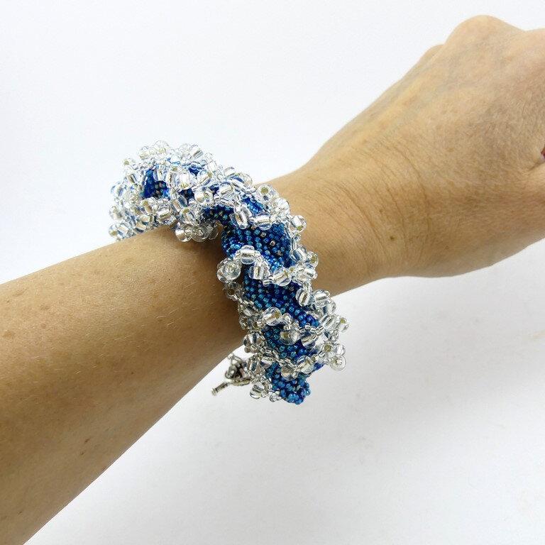 Bracelet Little Pacific Wave - Little Pacific Wave bracelet