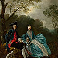 Gainsborough's family album on view at the national portrait gallery, london