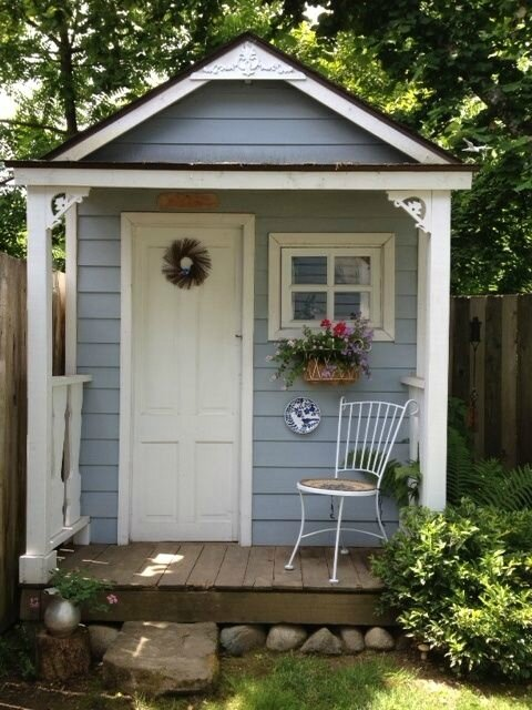afd923f37496aa734f4d42f8e5773f1b--cottage-garden-sheds-cottage-gardens