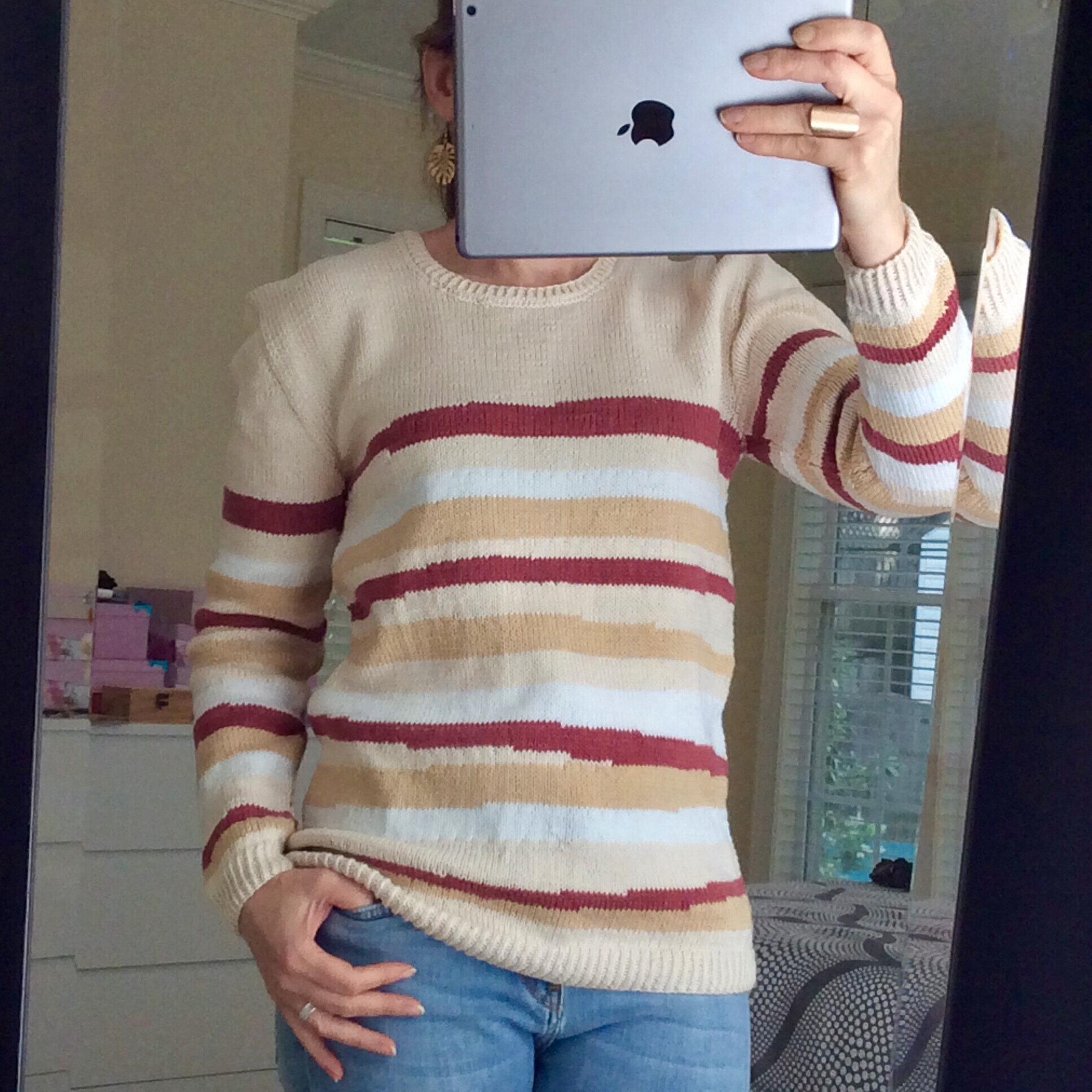 Cotton Sweaters ~ les pulls en coton
