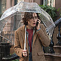 Un jour de pluie à new york (a rainy day in new york) de woody allen - 2019