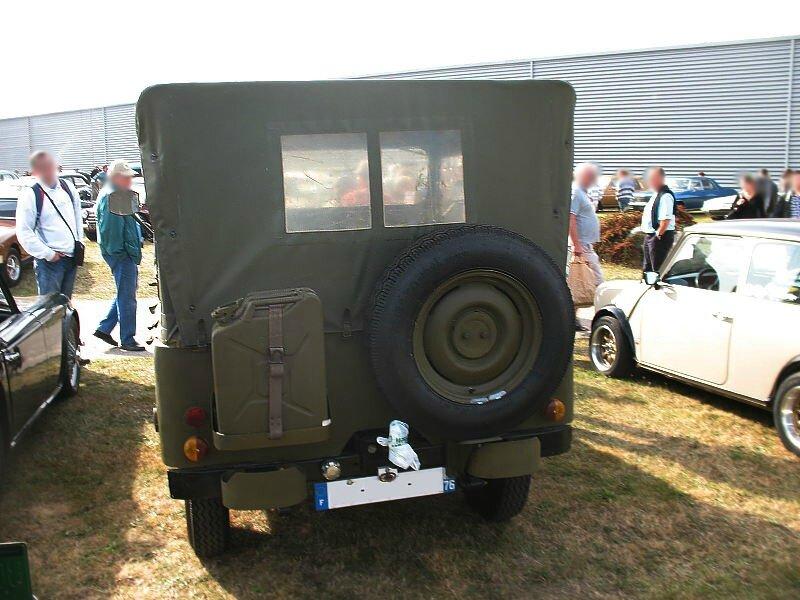 JeepCJ-5ar