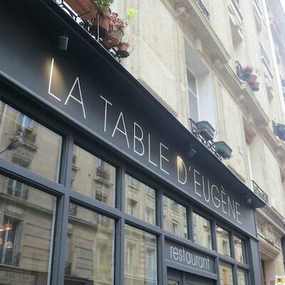 La Table d'Eugène (1)