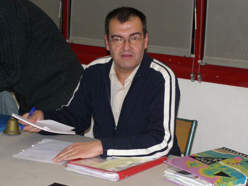 Raoul Guérin, trésorier