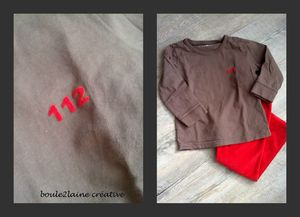 pyj 112 velours rouge