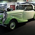 Peugeot 601 eclipse (1934-1935)