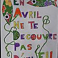 Art journal ;; avril