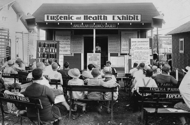 eugenic exposition USA