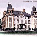 FOURMIES-Château de la Marlière1