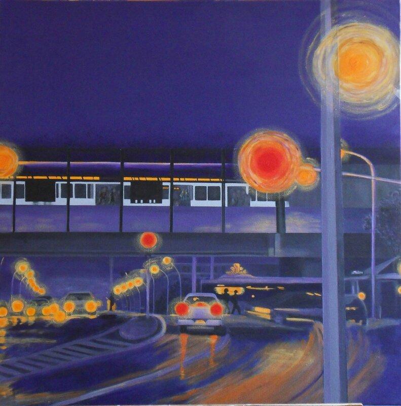 Dromel, Le métro