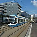 Zurich prépare une nouvelle ligne de tramway