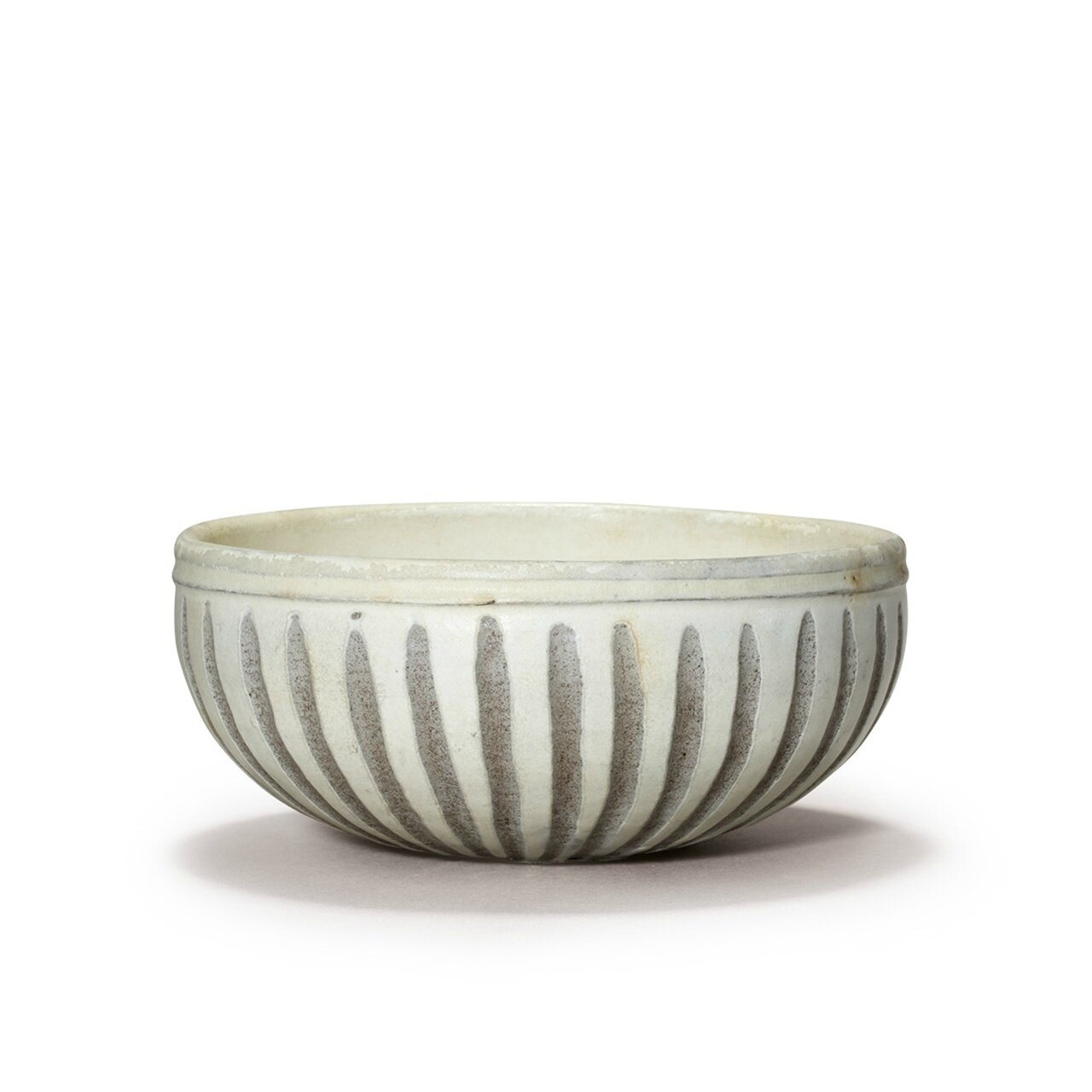A very rare Henan carved bowl Song Dynasty (AD960-1279)