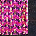 tissu graphique scandinave 1