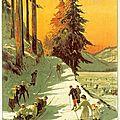 vosges histoire ski neige