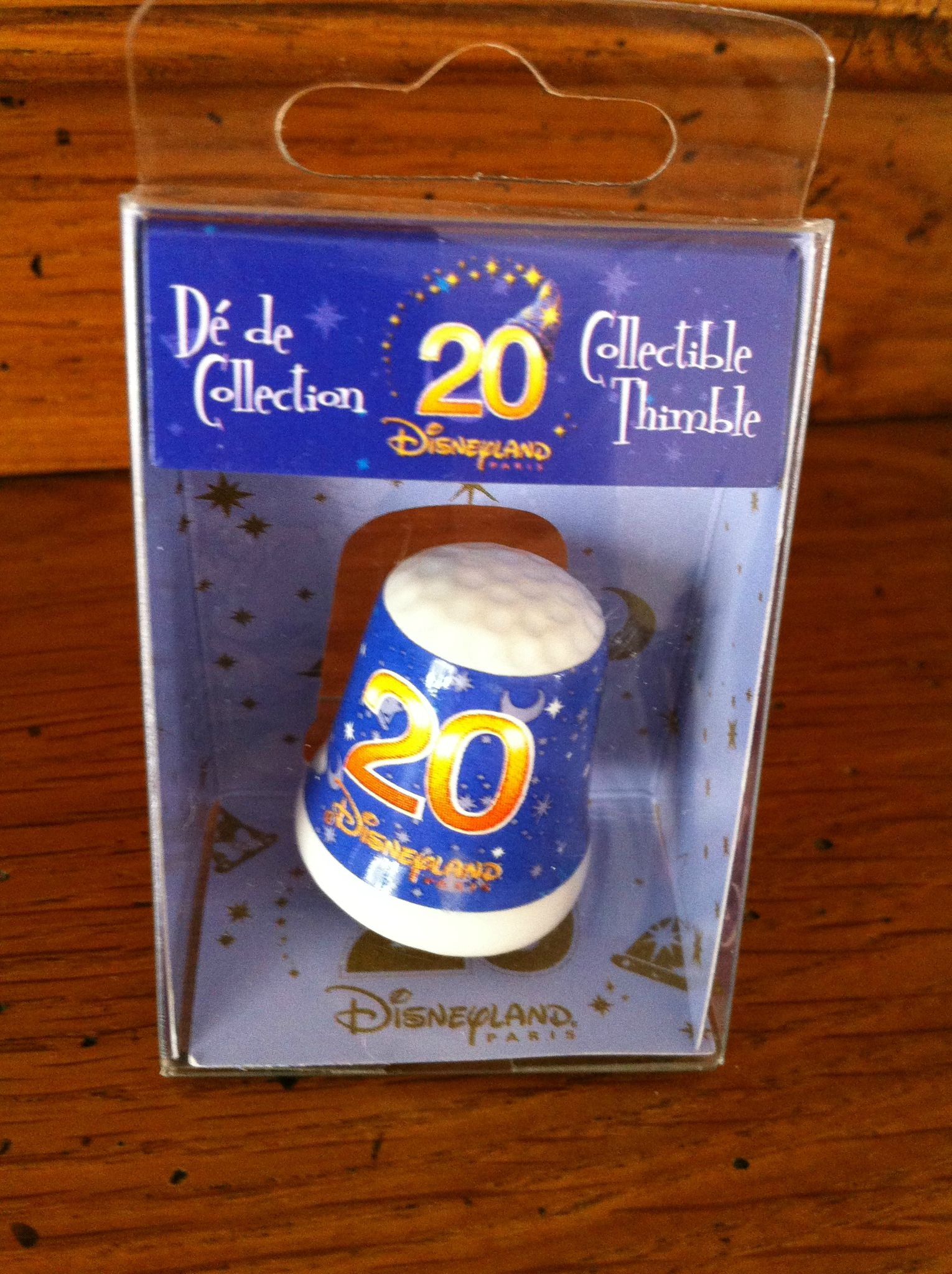 20 ans de Disney Land