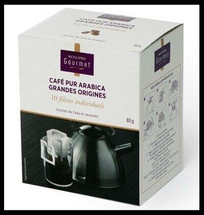 monoprix gourmet cafe pur arabica 2