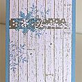 Cartes de vœux en série 2