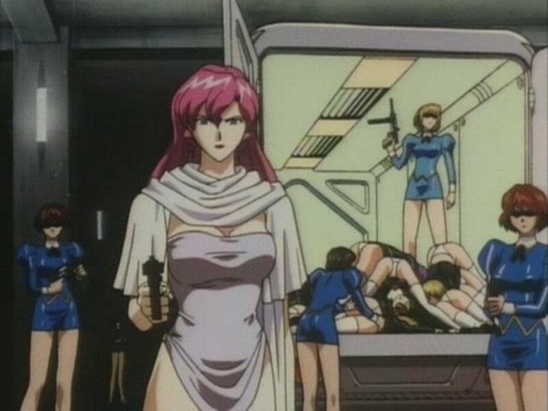 Canalblog Japon Anime Agent Aika Ecchi OAV1 13