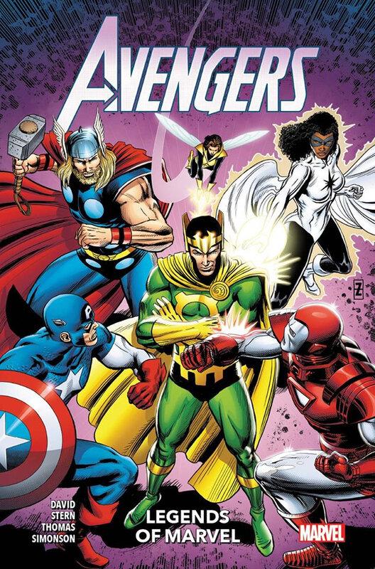 100% marvel legends of marvel avengers