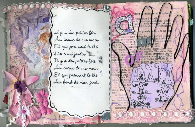 Only, Altered book, 2007