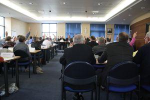 C3A communauté de communes Avranches 2012 vote assemblée générale