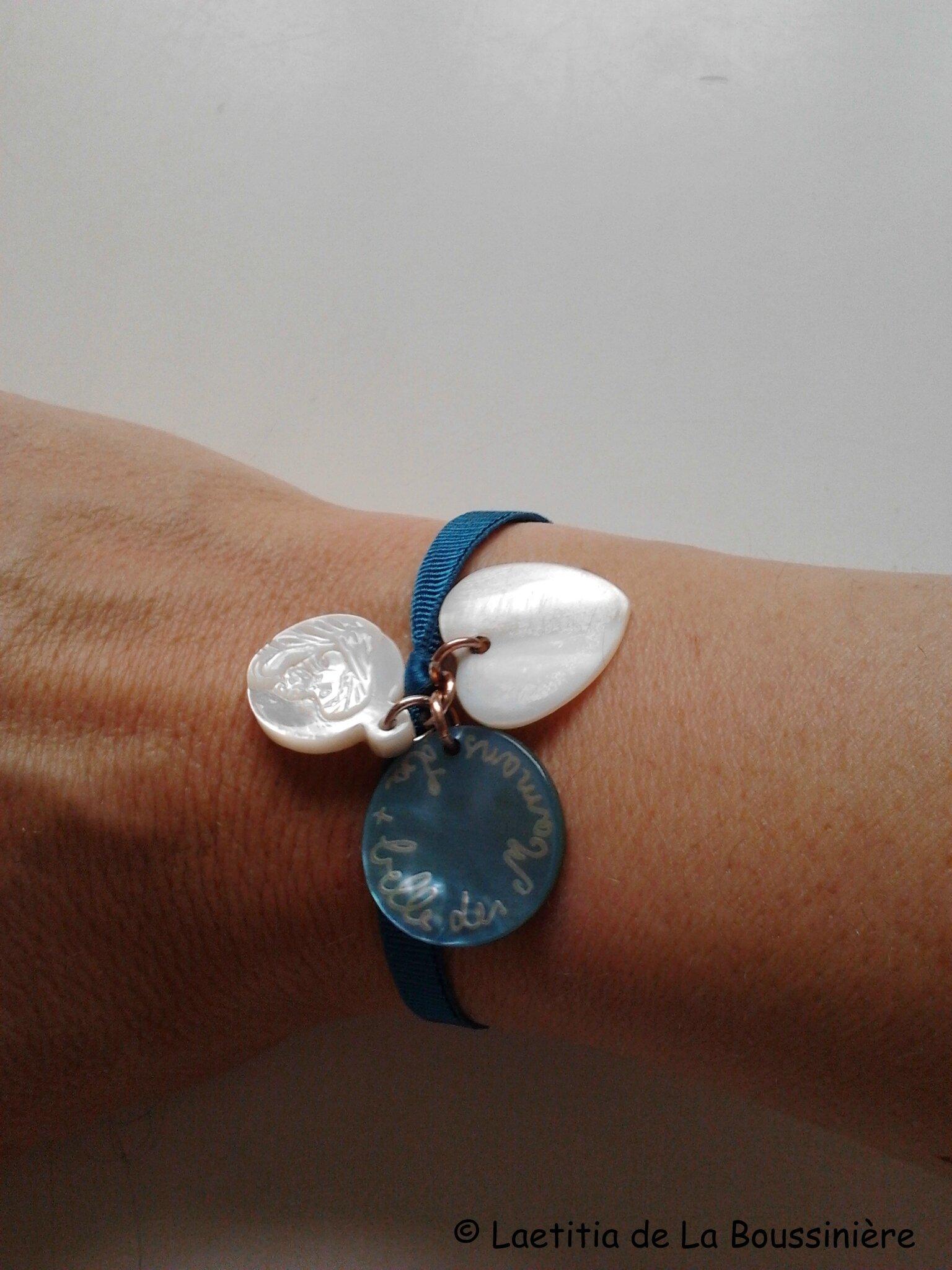 Le bracelet d'allaitement d'Agnès