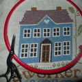 Sal home of a needleworker - objectif 5