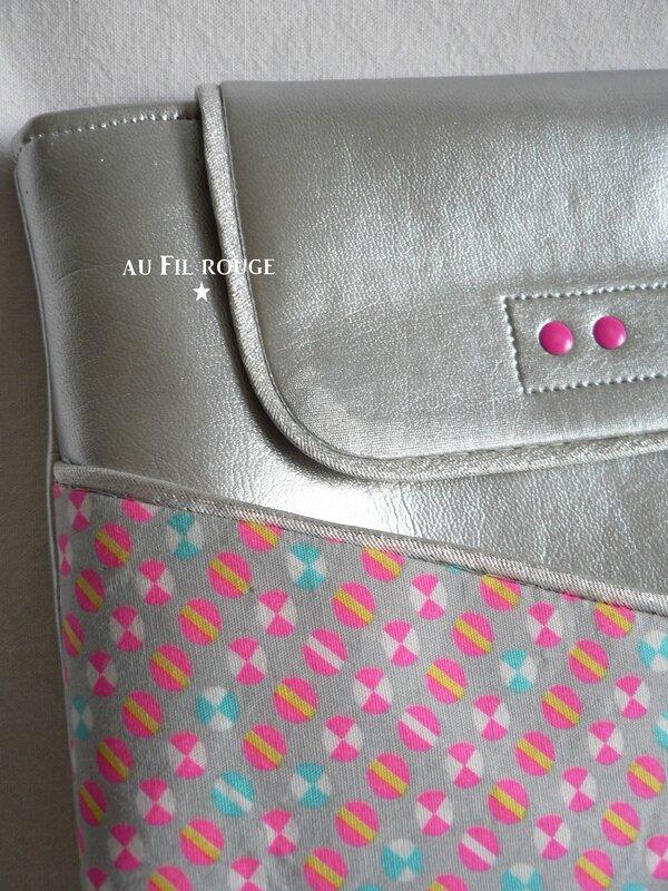 Pochette iPad FL détail 4