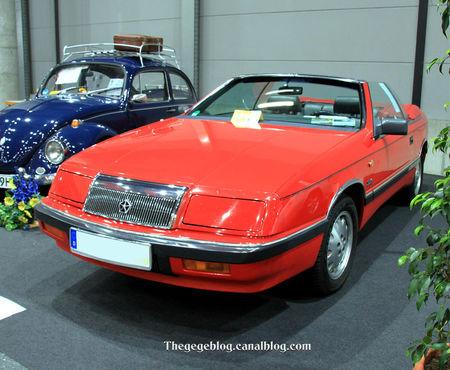 Chrysler_lebaron_convertible_de_1987__RegioMotoClassica_2011__01