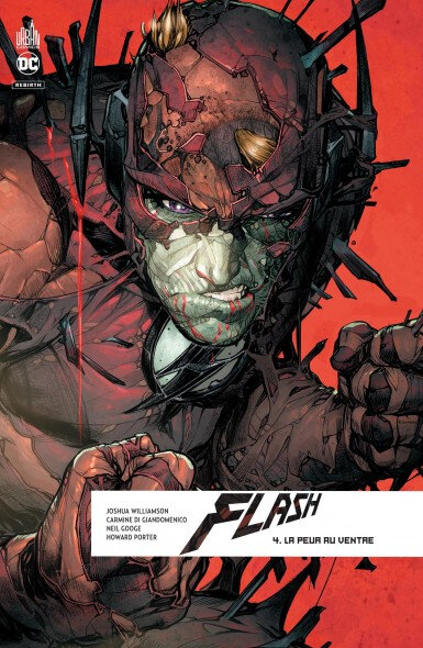 flash rebirth 04 la peur au ventre