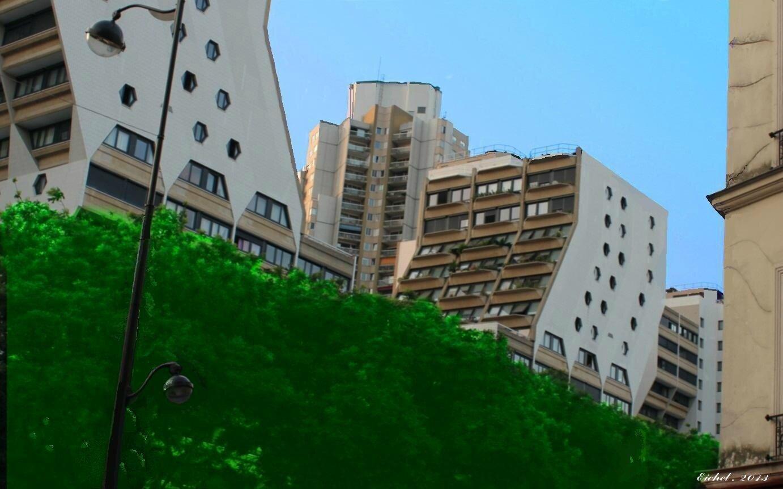 Mon Paris 7 (Les Orgues de Flandres)