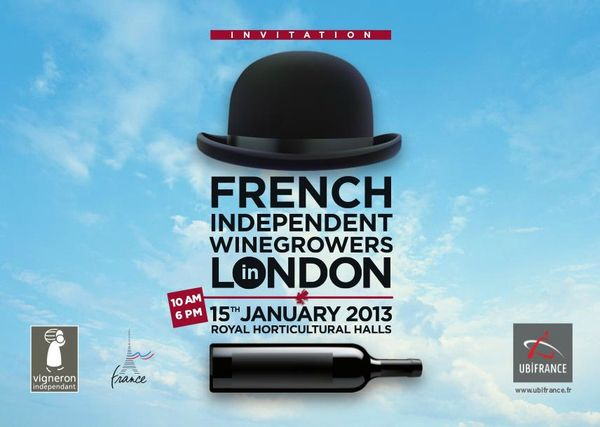 French Independent WineGrowers in London