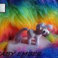 (062) G1 bébés Ember/ Ember, my beautiful baby pony