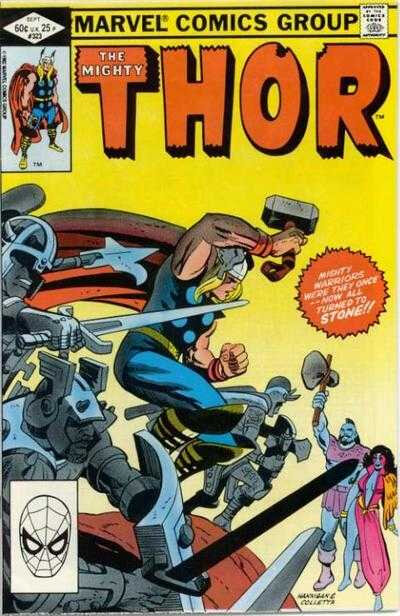 mighty thor 1966 323