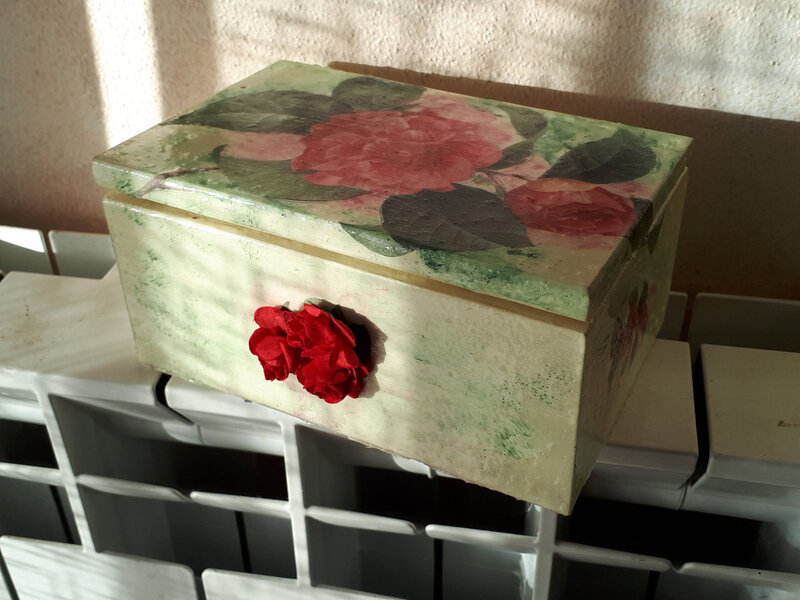 scatola per Jket 2