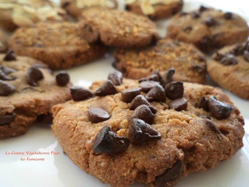 cookies 2em fournée gros plan