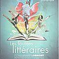 L'association le gant et la plume aux foulées littéraires de lormont
