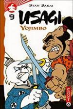 Sakai_Usagi Yojimbo 9