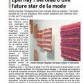 Expo Epernay- article de L'hebdo du vendredi