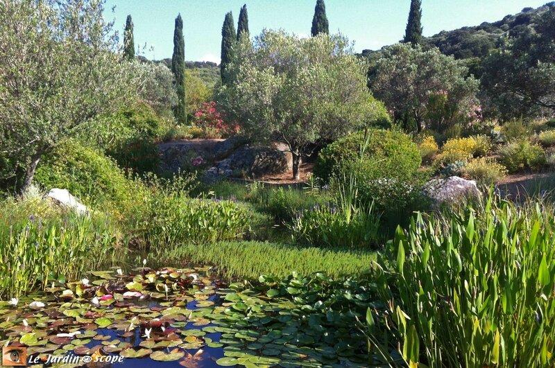Parc botanique de Saleccia