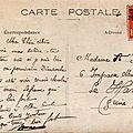 Rouen, caserne Jeanne d'arc, groupe du 43e RAC, 1912